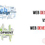 Web designing vs Web development