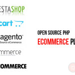 open source PHP ecommerce platforms