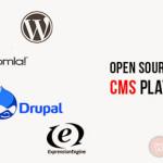 Open source CMS platforms