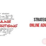 Strategies of online advertising.
