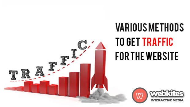 Various Methods To Get Traffic For The Website