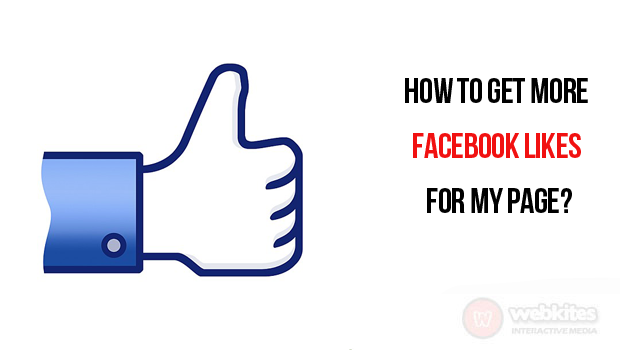 How to get more Facebook likes for my page?