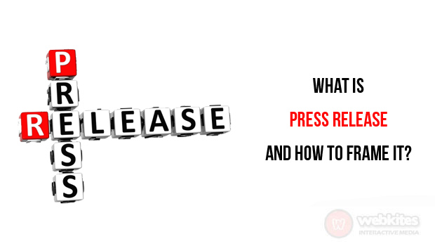 What is a press release and how to frame it?