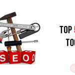 What are the top  5 SEO TOOLS?