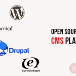 Open source CMS platforms