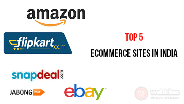 2c7a04d47e4 Top 5 eCommerce sites in India
