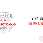 Strategies of online advertising.