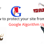 How to protect your site from Google Algorithm updates?