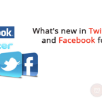 What's new in Twitter and Facebook for 2015?