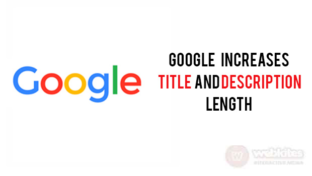 Google Increases Title and Description Length