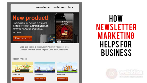 How Newsletter Marketing Helps For Business