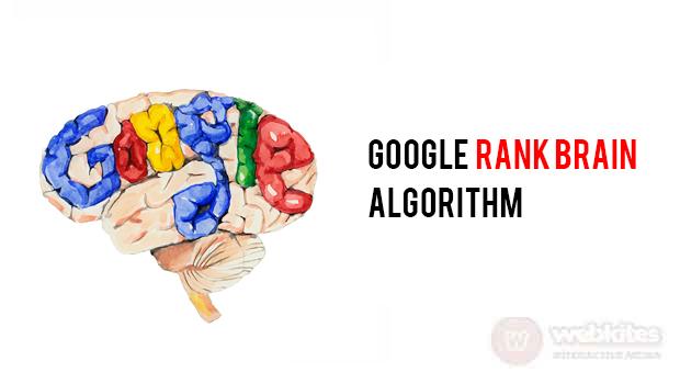 Google Rank Brain Algorithm
