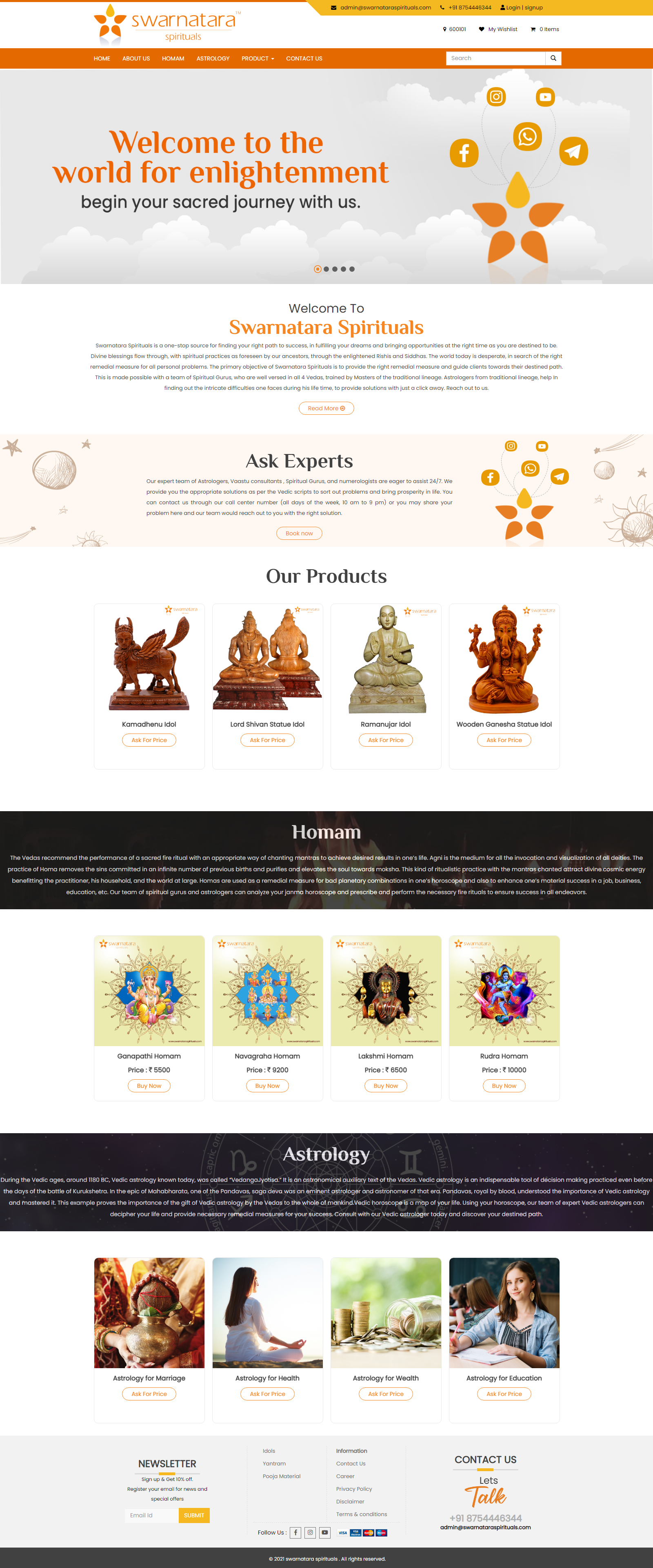 Swarnatara Spirituals